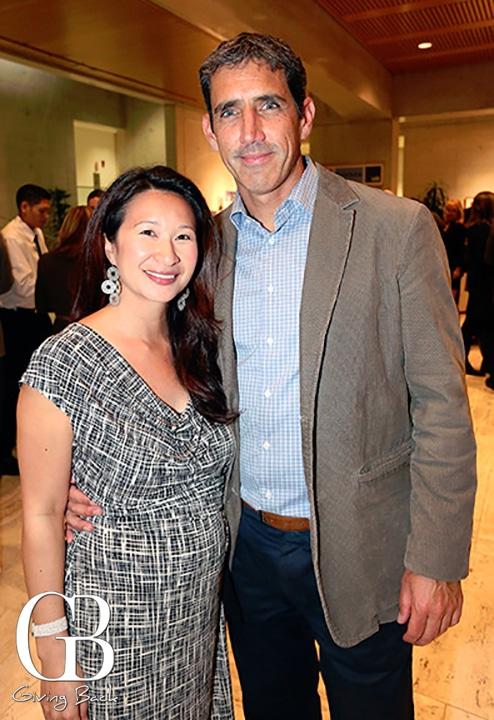 Monica and Chris Emery