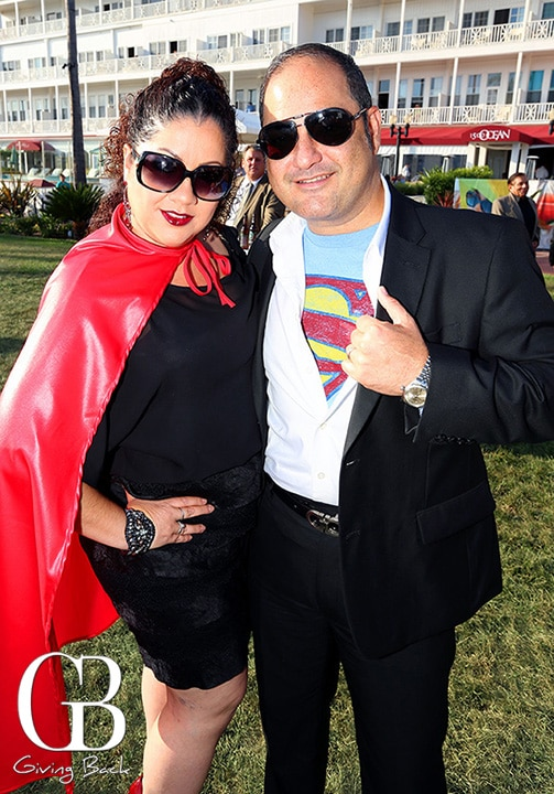 Monica and Luis Montano