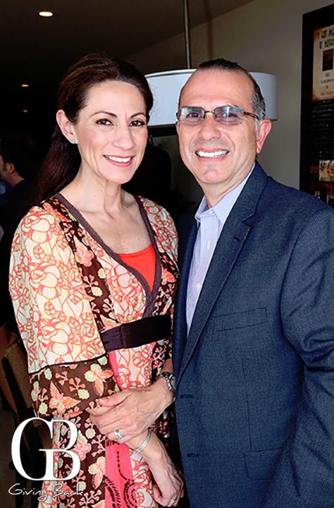 Monica and Oscar Fernandez