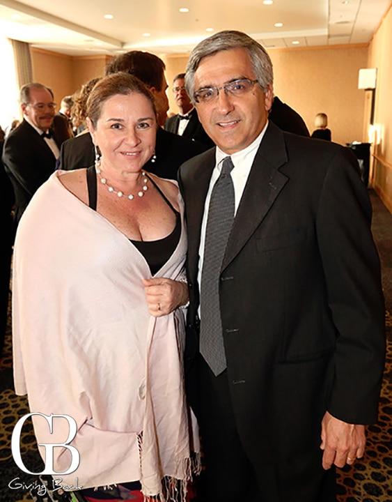 Monica and Richard Kiy