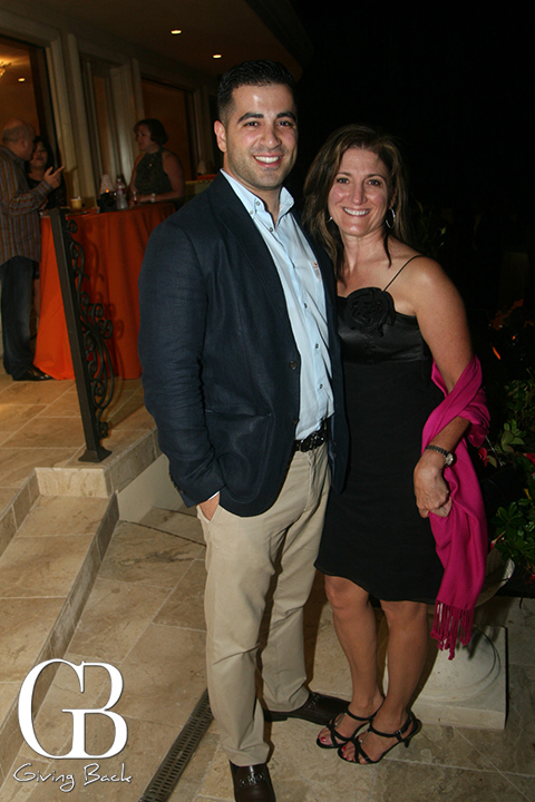 Munir Dakak and Linda Marabian