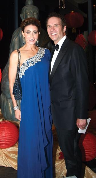Myriam and David Smotrich