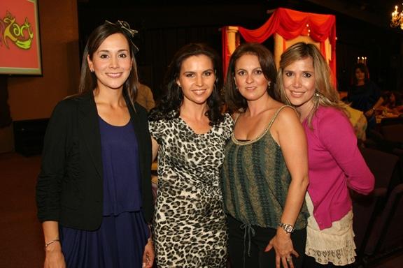 Myrna Prieto, Covadonga Escalante Viviana Mayer y Fernanda Lopez.JPG