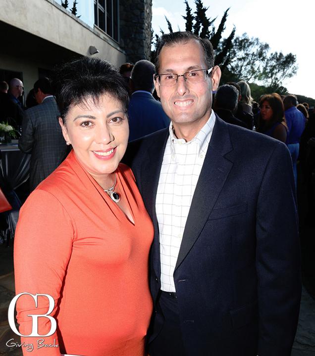 Myrna and Carlos Rivera