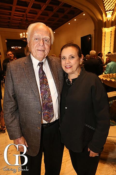 Myron and Doreen Schonbrun