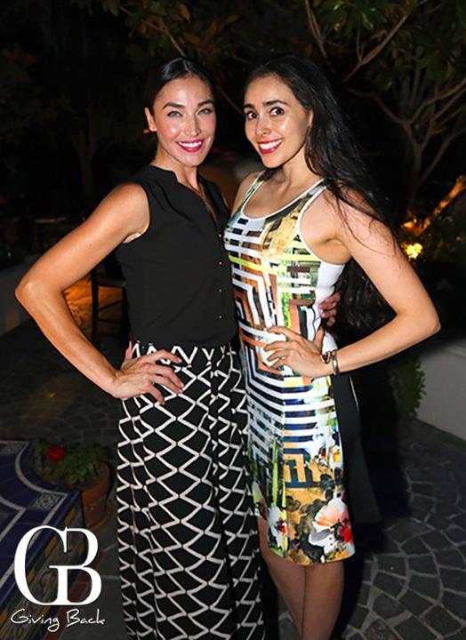 Nadia Gastellum and Blanca Uribe