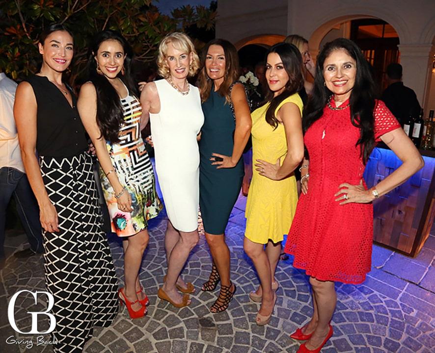 Nadia  Blanca  Mary  Ana  Yolanda and Blanca