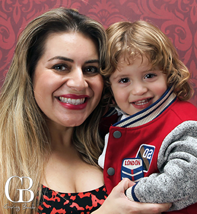 Nadia and Samuel