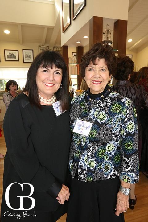 Nancie Geller and Betty Brayshay