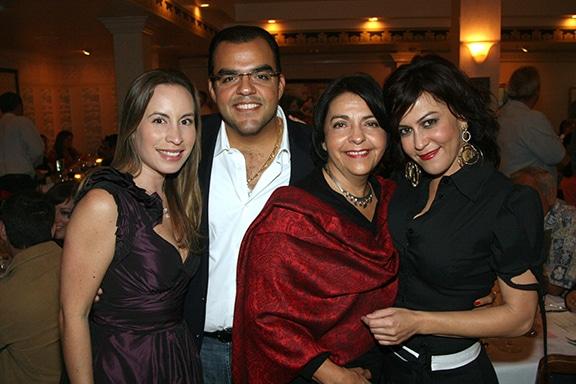 Nancy Henry with Carlos, Yolanda and Yolanda S. Walther Meade.JPG