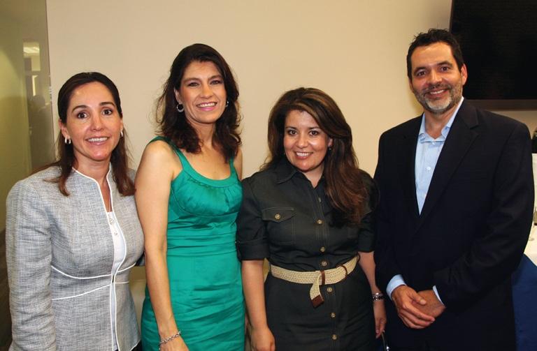Nancy Lozano, Claritza Arreola, Susana Valencia and Jorge Luis Sanchez.JPG