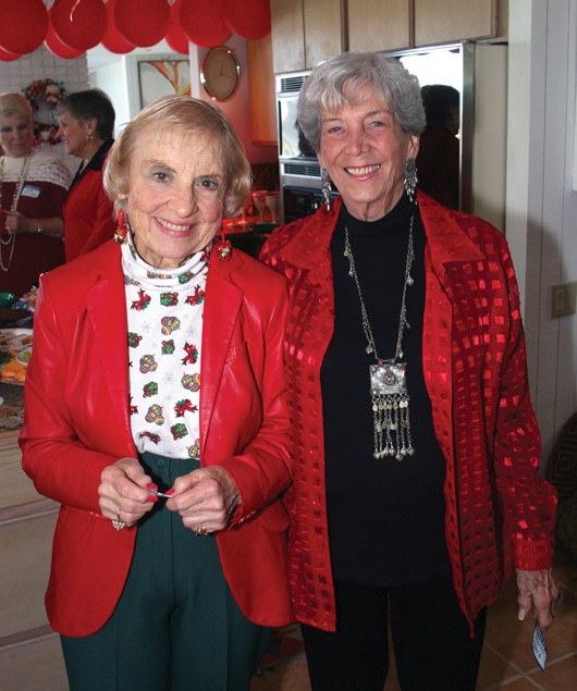 Nancy Shields and Dolores Ward.JPG