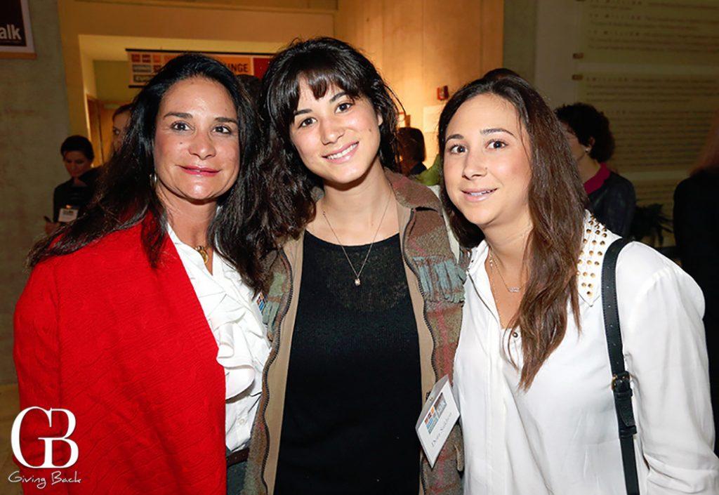 Nancy Borrelli  Bettina Borrelli and Torie Borrelli