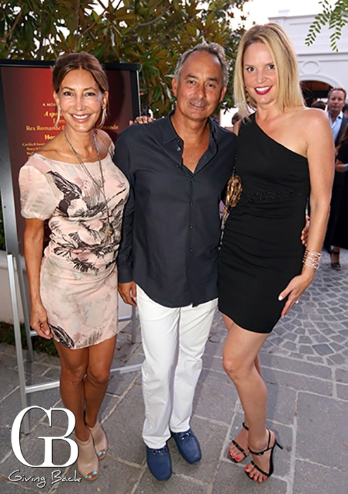 Nancy O Conner  Danny Conner and Susanne Rohrbaugh