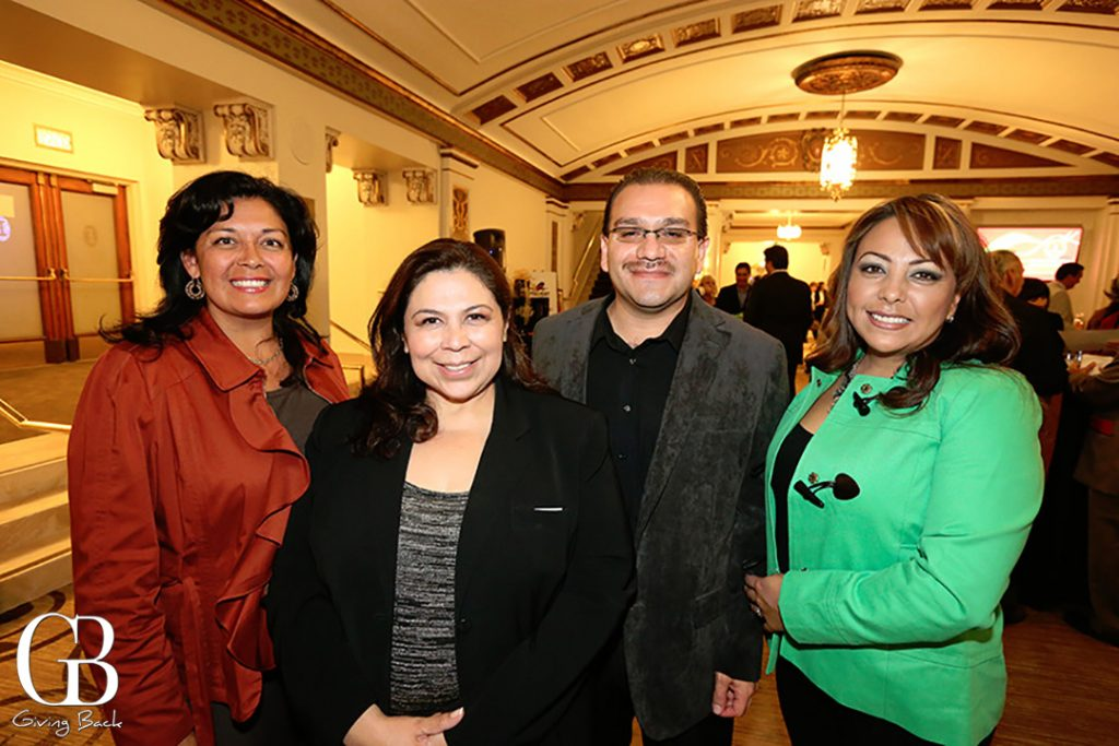 Nancy Solorio Murray  Leonor Perez  Serafin Paredes and Wendy Charines