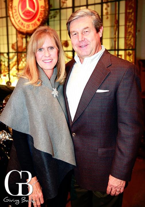 Nancy and Greg Hillgren