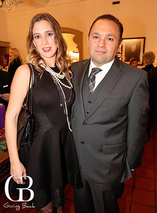 Naomi y Emiliano Gallego