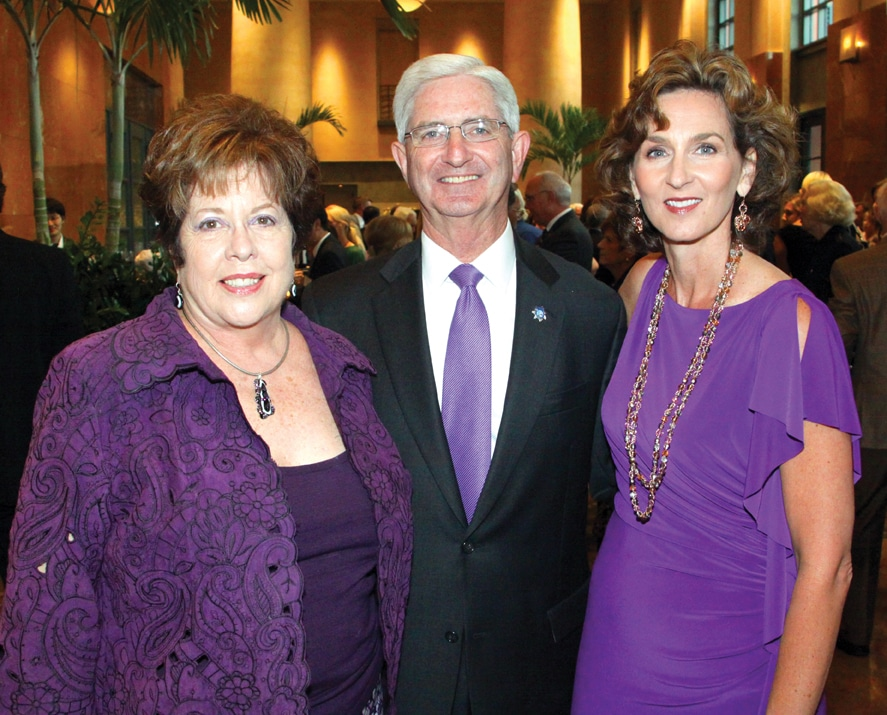 Natalie and Sheriff William D. Gore with Mary Ball.JPG