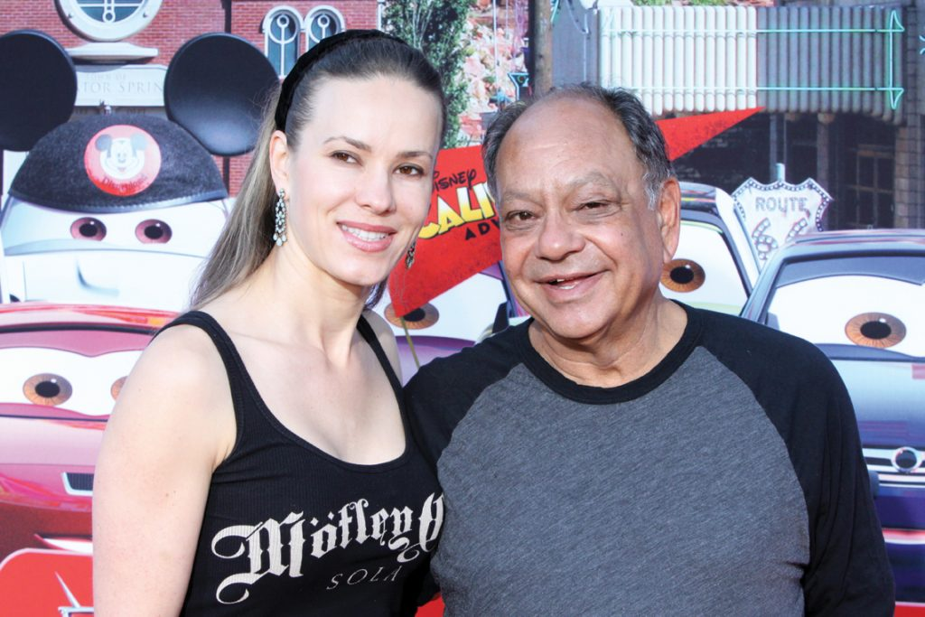 Natasha Rubin and Cheech Marin.JPG