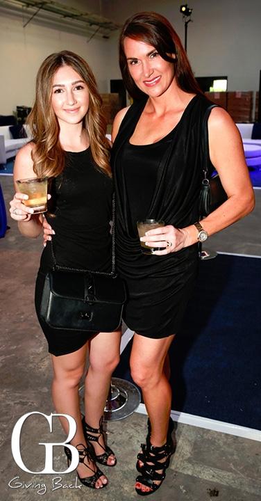 Natasha Lasensky and Michelle Crowley