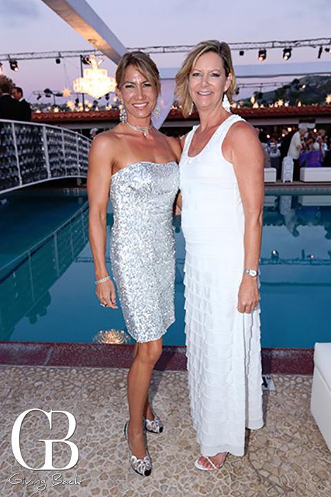 Natasha Reiss and Karen Johnson