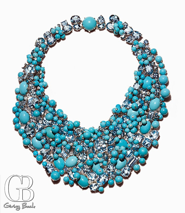 Necklace from the Tiffany Blue Book   The Art of the Sea