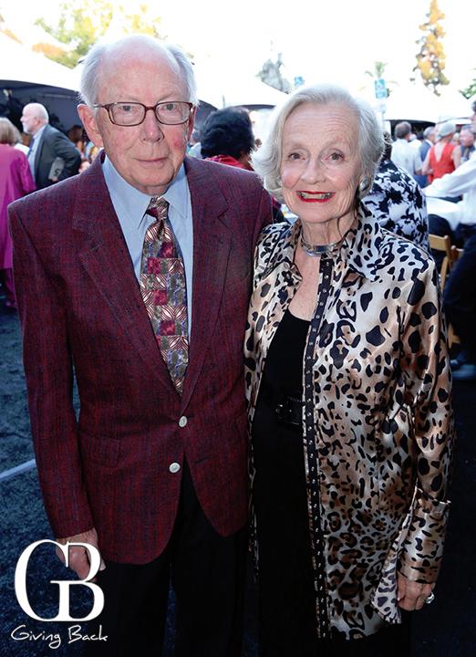 Ned and Kathleen Buoymaster