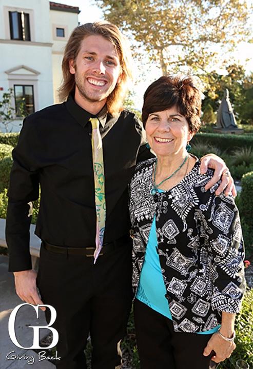 Neil Fullerton and Barbara Menard