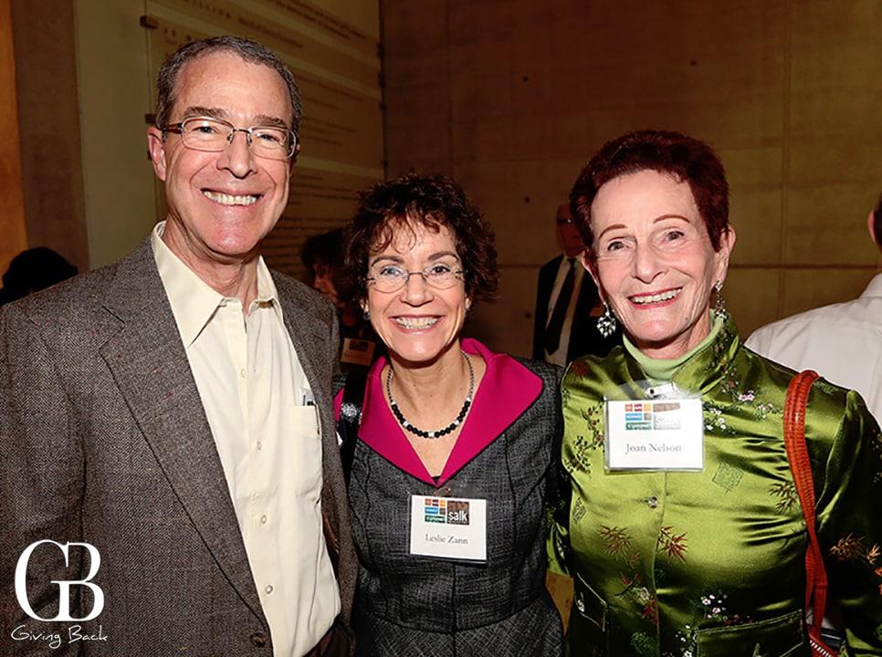 Neil Marmor  Leslie Zann and Joani Nelson