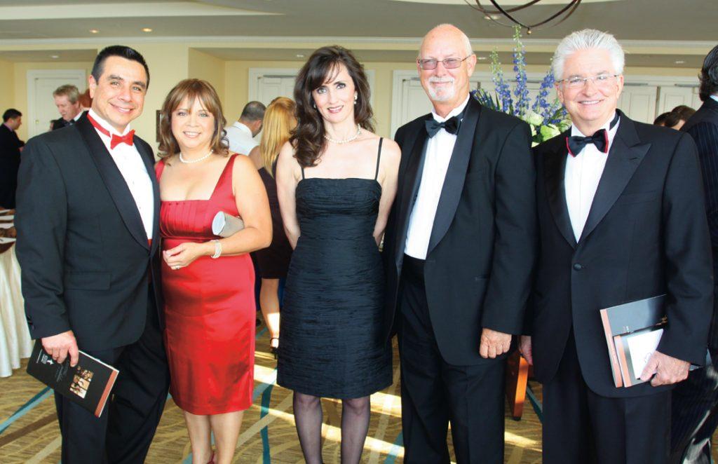 Nicholas and Clara Aguilera with Stephanie Kellems, Ron Cirkemo and Robert Horsman +.JPG