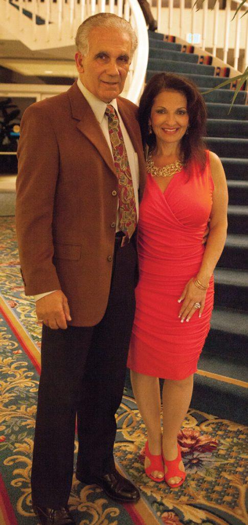 Nick and Mary Romah