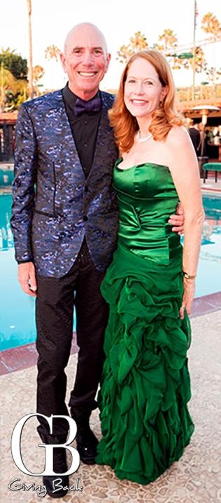 Nicolas and Caroline Nierenberg