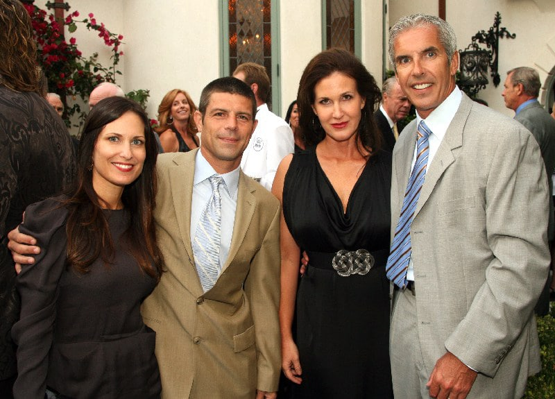 Nicole and Leandro Velazquez,  with Joleen and Paul Guckin.JPG