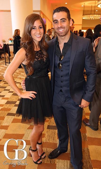 Nicole Haines and Frankie Sciuto