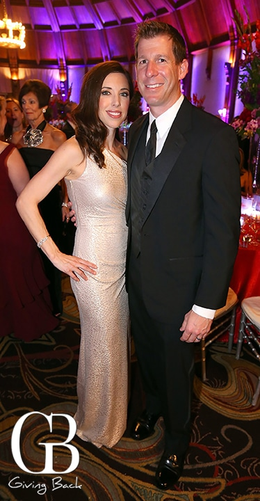 Nicole and Dan Link
