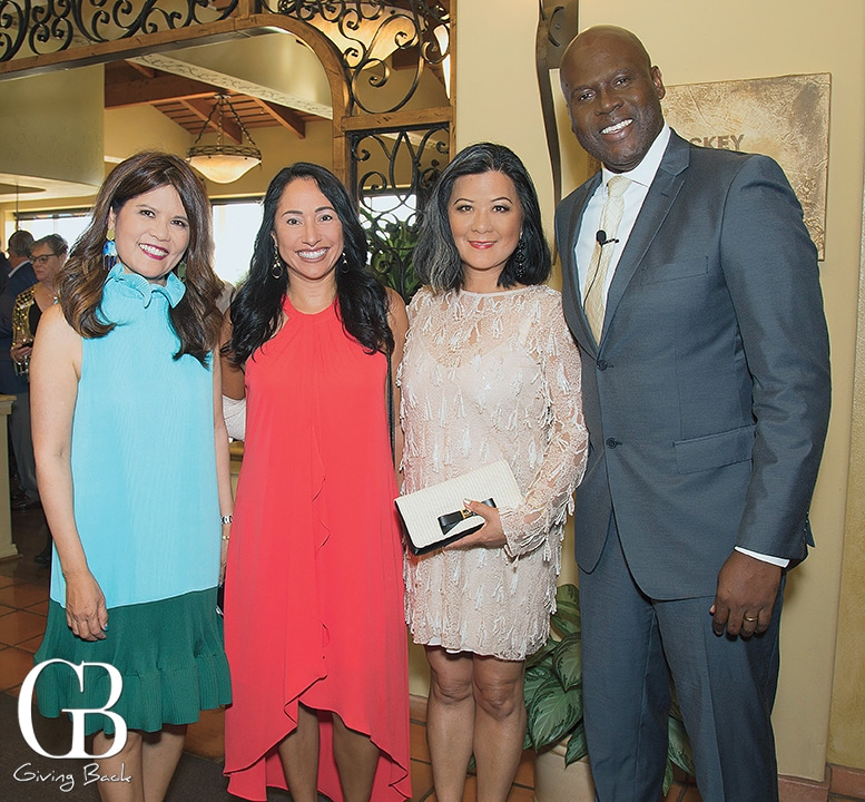 Nimpa Akana  Judy Gallardo  Sarah and Antwon Lincoln