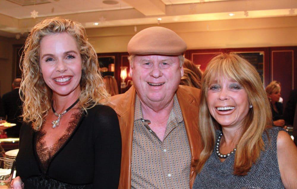 Nina Ferrell, Jerry Sweeney and Sandie Ross Sweeney.JPG