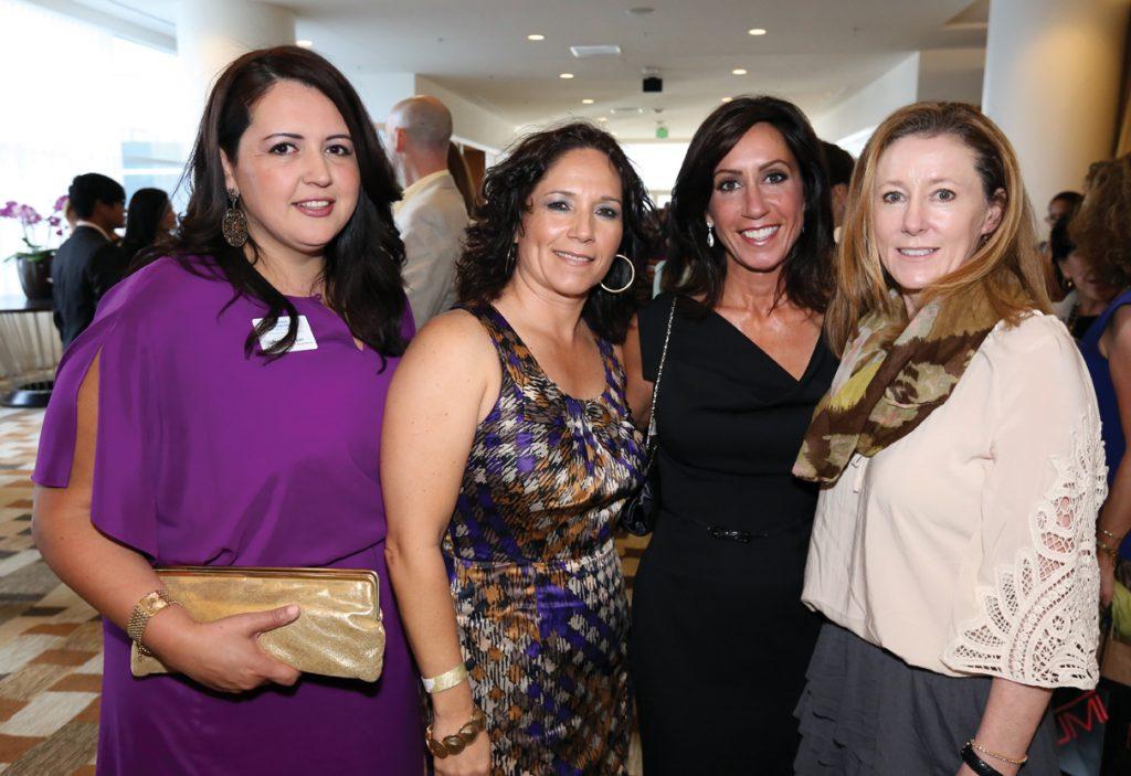 Nora Vargas, Claudia Galvez, Dara Johnson and Molly Glover +.JPG