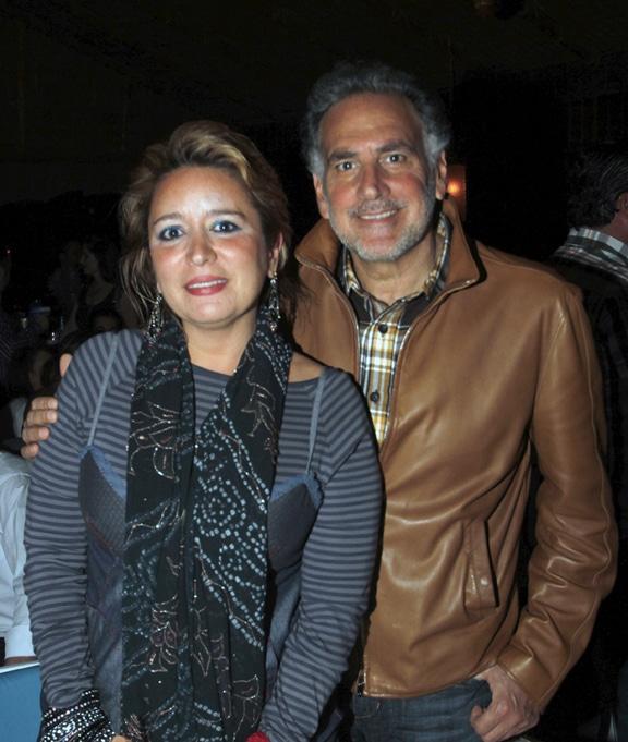 Norma y Hector Cavande