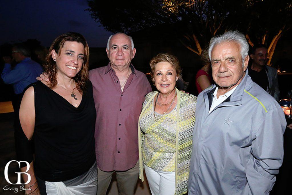 Norma Romero  Roberto Del Valle  Elisa and Henry Sroka