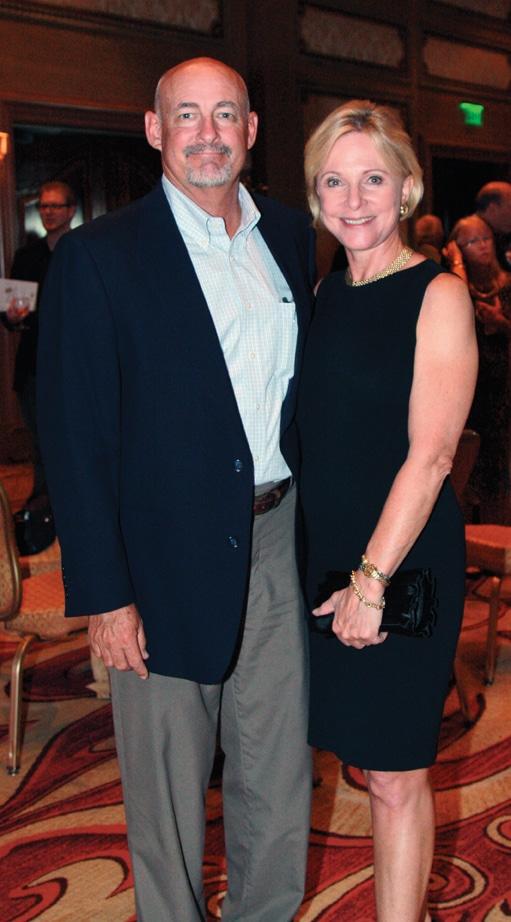 Norman Embleton and Susan Christopher