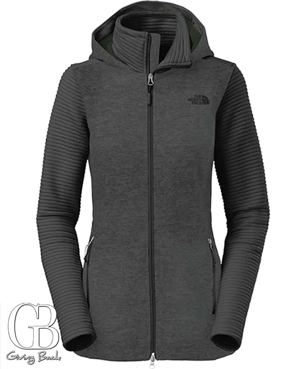 North Face Women   s Indi Hooded Fleece