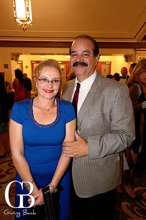 Nuria and Luis Vargas