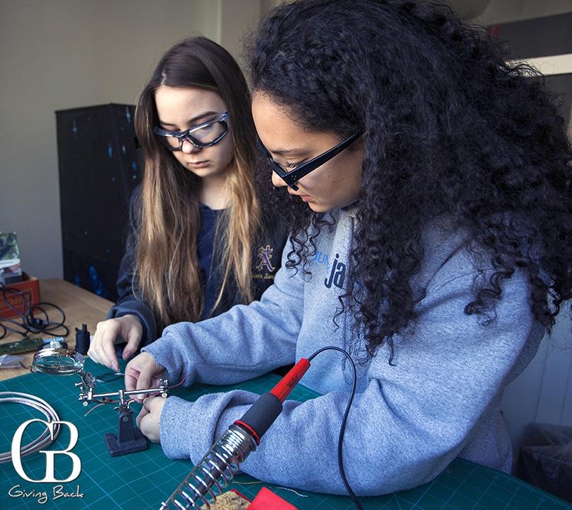 OLP Society of Hispanic Professional Engineers