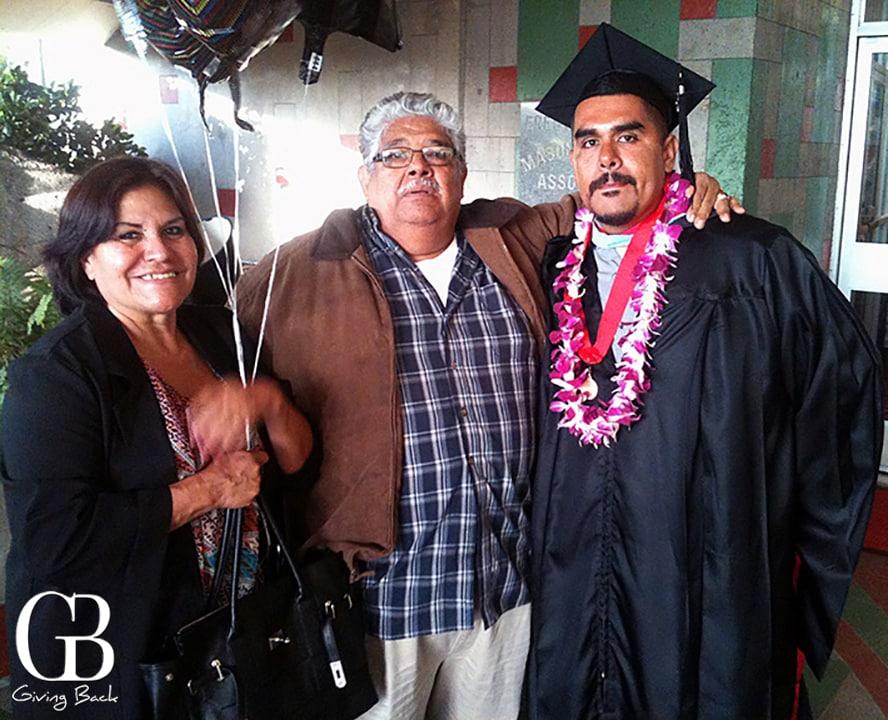 Octavio Leal s graduation