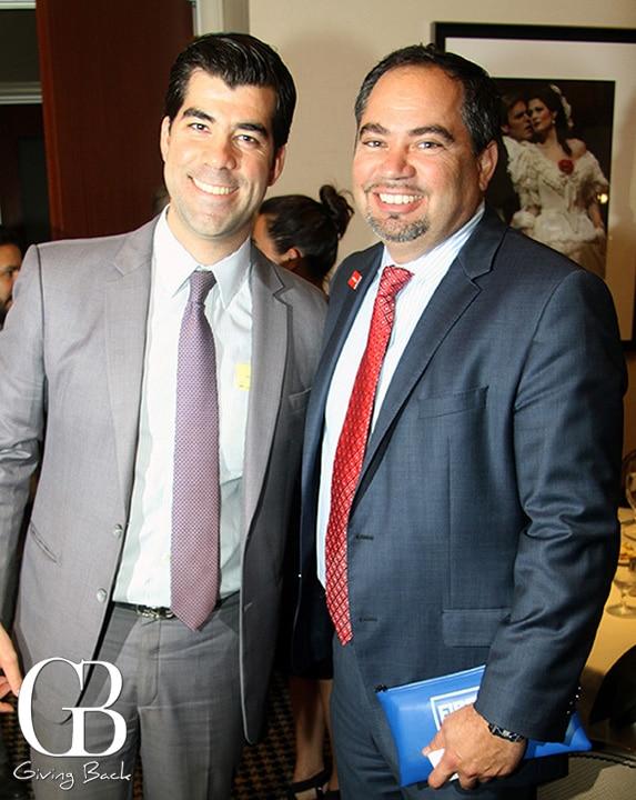 Octavio Lepe Camarena and Miguel Hernandez
