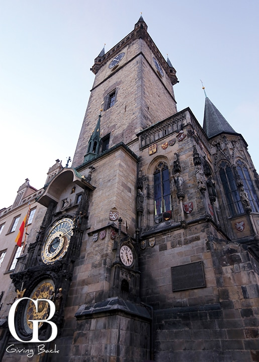 Old Town Hall Astronomical Clock