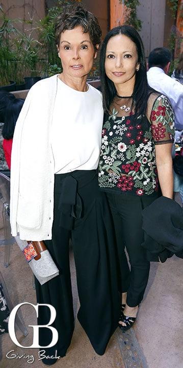 Olga Gallardo y Vanesa Hernandez