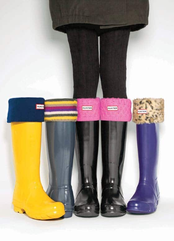 Original High Gloss Hunter Boots