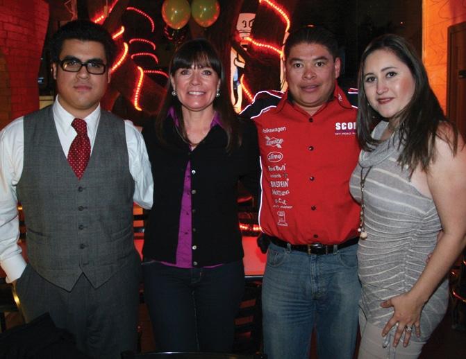 Oscar Lugo, Aracely Garcia, Juan Alvarado y Miriam Castanon.JPG